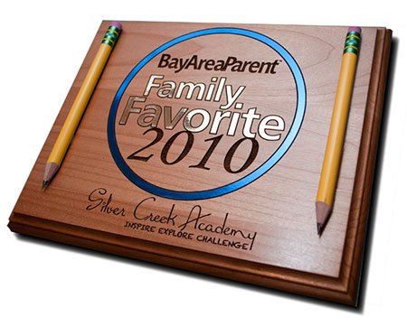 Custom laser plaques and awards